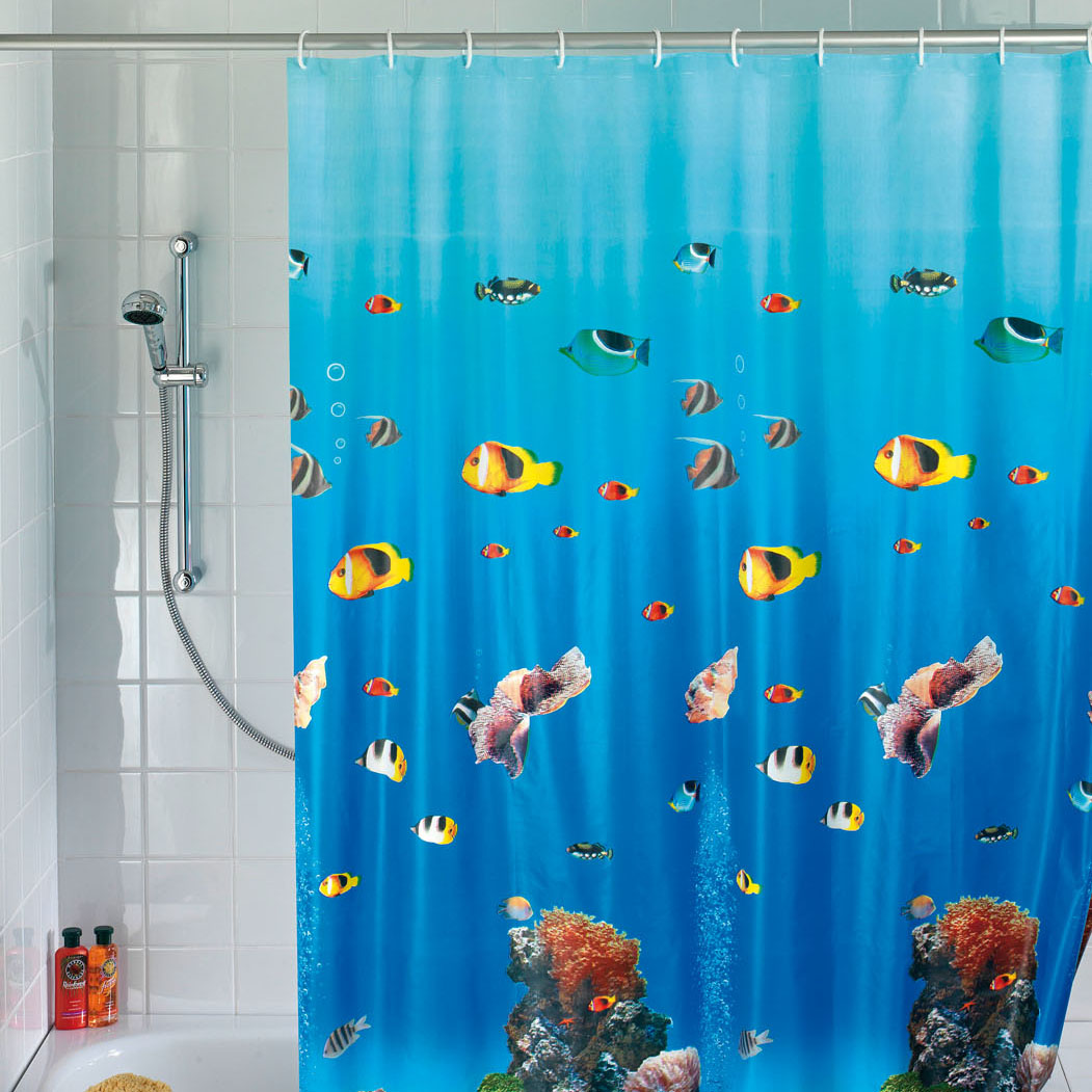 printed shower curtains high quality material printed shower curtains